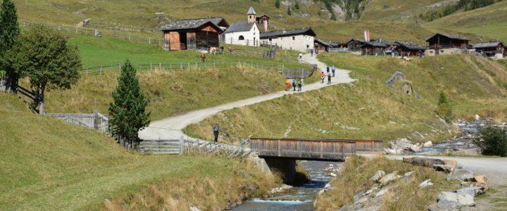 So schön leicht ist die Fane Alm Wanderung bei Brixen