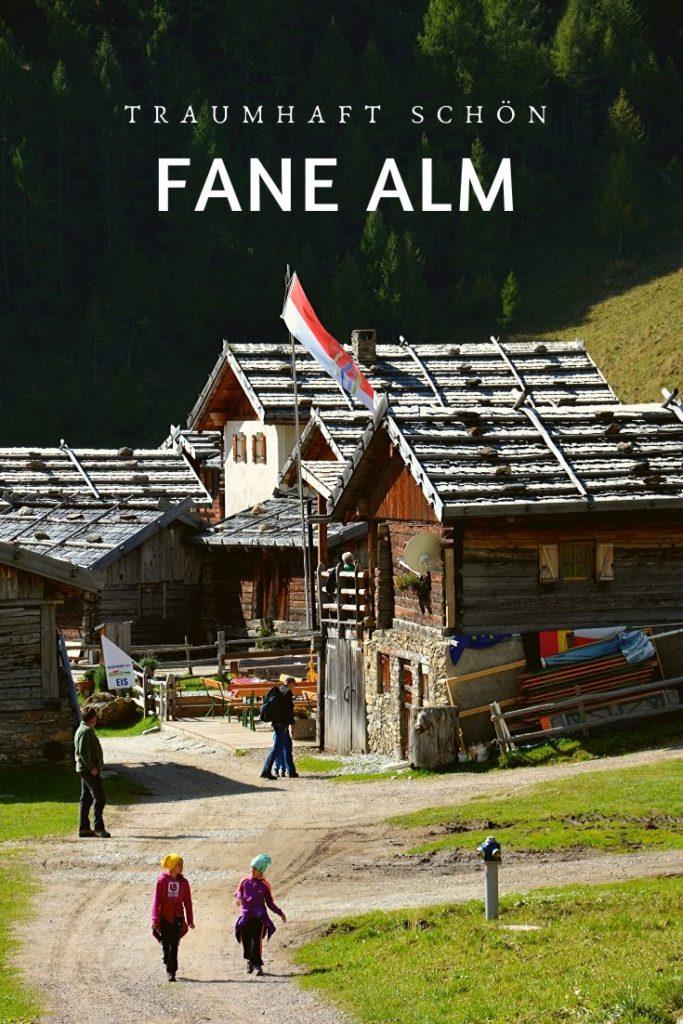 Fane Alm Sommer