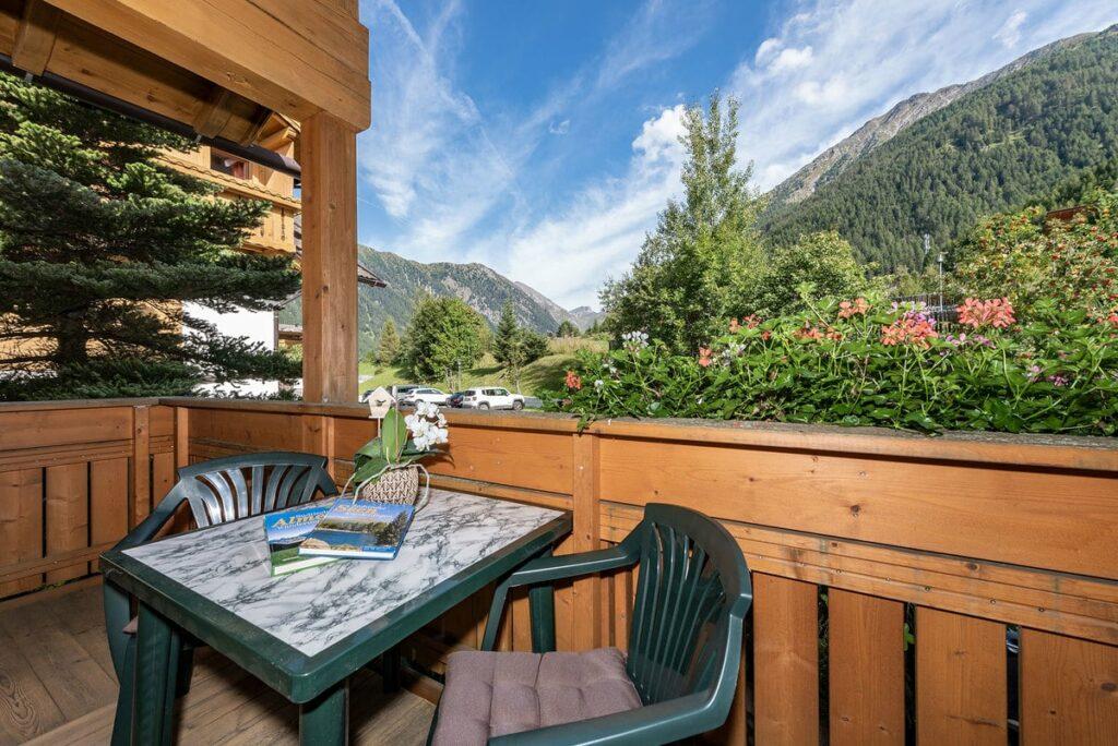 Ferienwohnung Vals - hier kannst du nach deiner Wanderung ausspannen