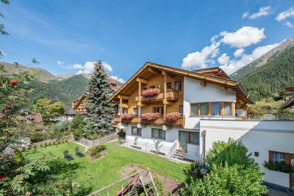Top Ferienwohnung Vals: Residence Tauber